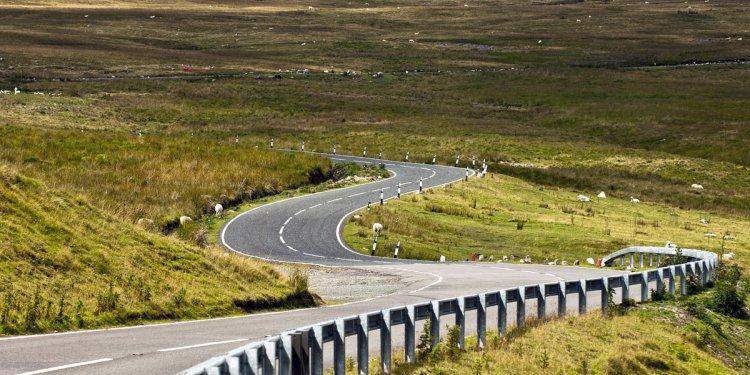 Top 5 UK Road Trips