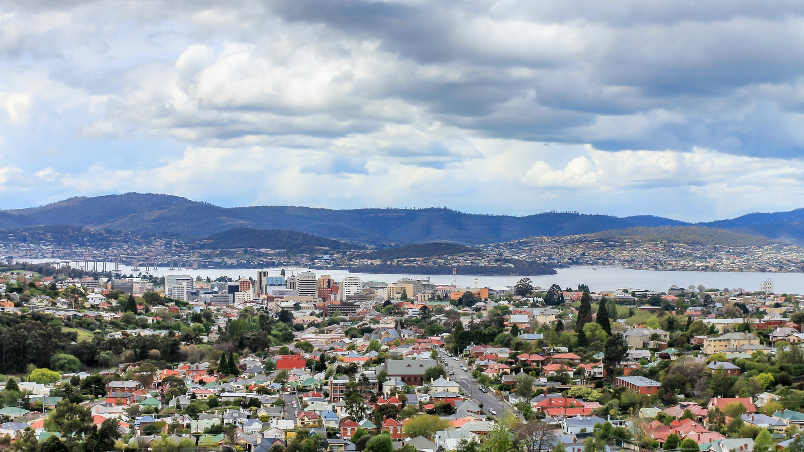 City Panorama Photo